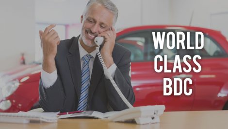 BDC Training for Automotive Sales by AutoFriend Leads